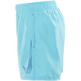 "Nike Swim Big Swoosh Logo - Bañadores Niños - 4"" azul"